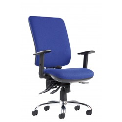 Senza Ergo High Back Chair SXERGOA